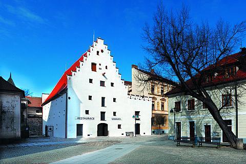 České Budějovice - Das Wahrzeichen von České Budějovice (Budweis) - Schwarzer Turm, Foto: Archiv Vydavatelství MCU s.r.o.