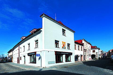 České Budějovice - Náměstí Přemysla Otakara II. při pohledu z Černé věže., foto: Archiv Vydavatelství MCU s.r.o.